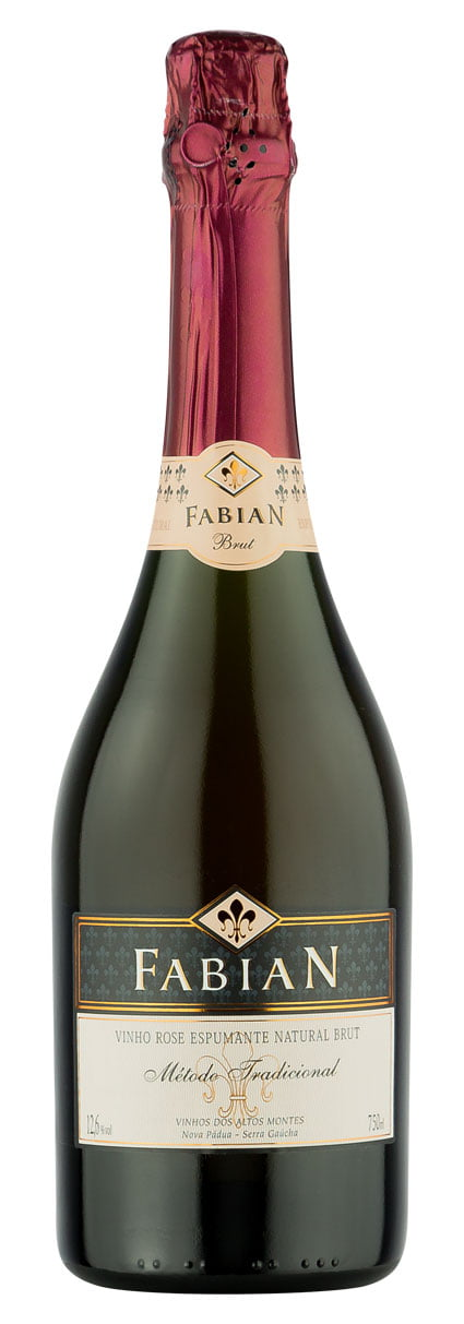 Fabian Espumante Brut Rosé Tradicional