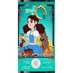 Kit Enos Enoch Gran Reserva Mágico de Oz 2017 com 4 Garrafas