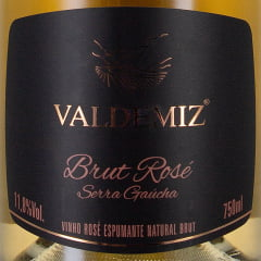 Valdemiz Espumante Brut Rosé Pinot Noir