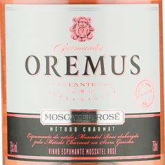Oremus Espumante Moscatel Rosé