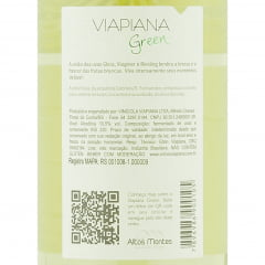 Kit 2 Viapiana Espumante Brut Rosé 218 dias + 1 Viapiana Green + 1 Viapiana Rosé