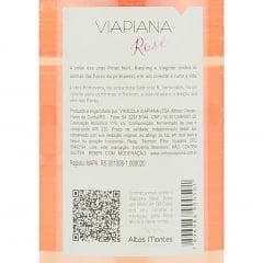 Kit 2 Viapiana Rosé + 1 Viapiana Green + 1 Viapiana Espumante Brut Rosé 218 dias