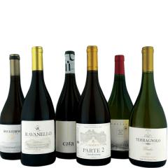Kit Chardonnays Barricados