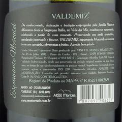 Kit de vinhos - 2 garrafas de Viapiana Rosé, mais 1 garrafa de Viapiana Green e mais 1 garrafa de Valdemiz Espumante Moscatel