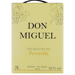 Don Miguel Peverella BAG 3 litros