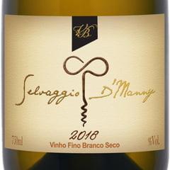 Villaggio Bassetti Selvaggio D´Manny Sauvignon Blanc 2019 - Vinho Âmbar / Laranja