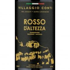 Villaggio Conti Rosso D'Altezza 2018
