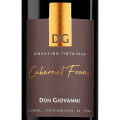 Don Giovanni Cabernet Franc 2019