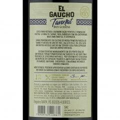 Don Guerino El Gaucho Tannat 2019