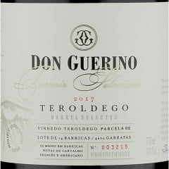 Don Guerino Terroir Selection Teroldego 2018
