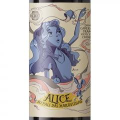 Enos Enoch Premium Alice no País das Maravilhas Cabernet Franc 2018