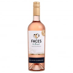 Lidio Carraro Faces do Brasil Pinot Noir Rosé 2019