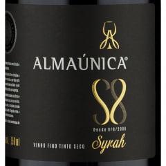 Almaúnica Ultra Premium S8 Syrah 2018