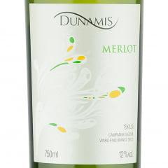 Dunamis Merlot Branco 2016
