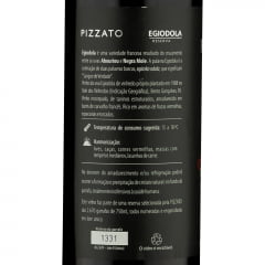 Pizzato Reserva Sangue de Verdade Egiodola 2018