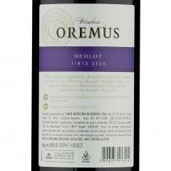Oremus Merlot 2017