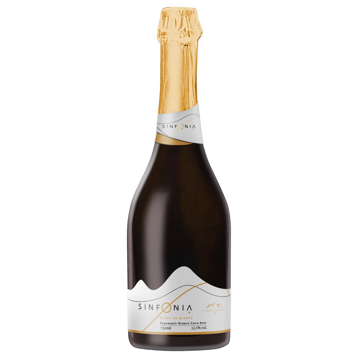 Monte Agudo Sinfonia Espumante Extra Brut Blanc de Blancs 2019