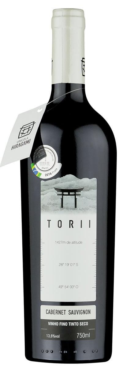 Hiragami Torii Cabernet Sauvignon 2014