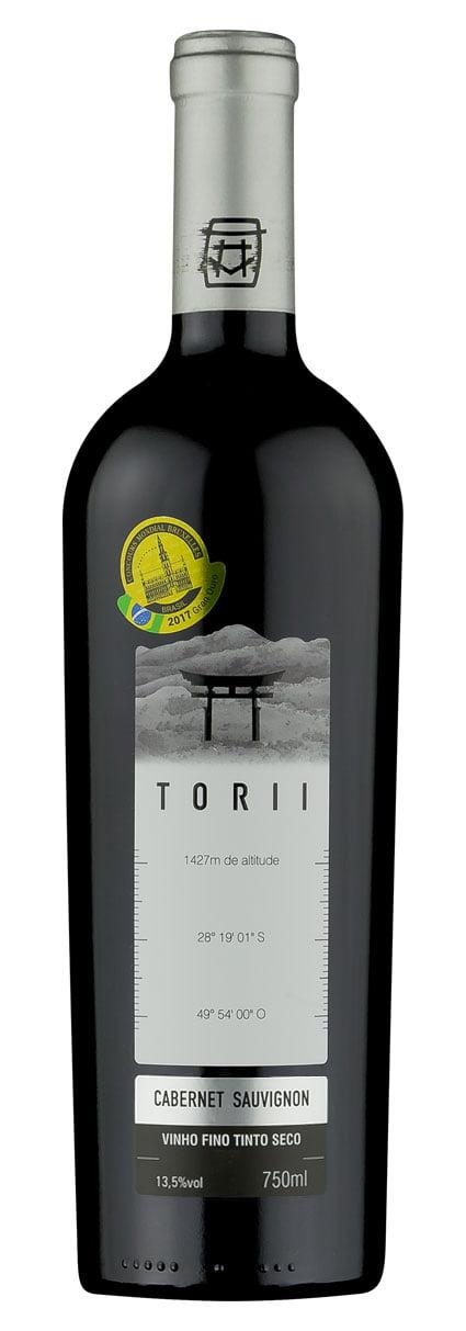 Hiragami Torii Cabernet Sauvignon TOP 2013